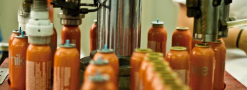 aerosol filling company