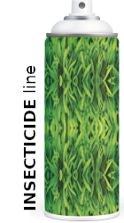 Insecticide line